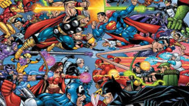 VIDEO: DC cómics Vs Marvel: La eterna pregunta