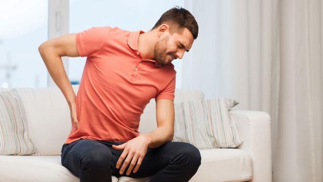 Dolor de espalda causa de muerte prematura: atención a la postura y al colchón