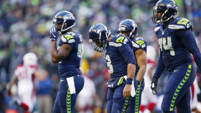 Seahawks dispuestos a cambiar a Richard Sherman
