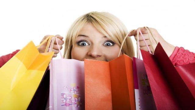 ¿Conoces a alguien que compra demasiado?