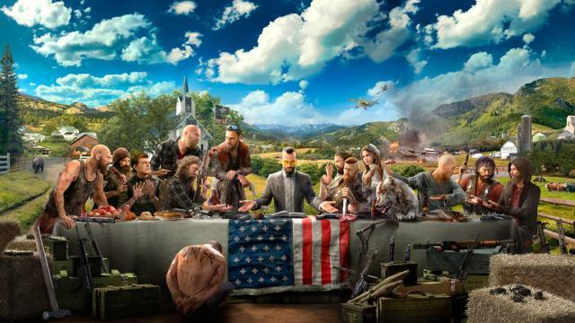 Far Cry 5 sufre cambios en su estructura