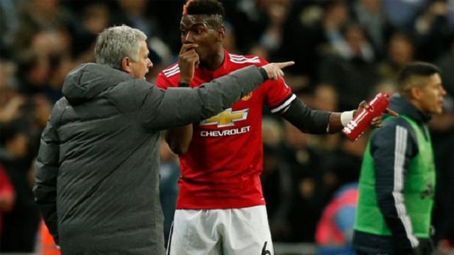 José Mourinho continúa un juego de poder extraño y divisivo sobre Paul Pogba