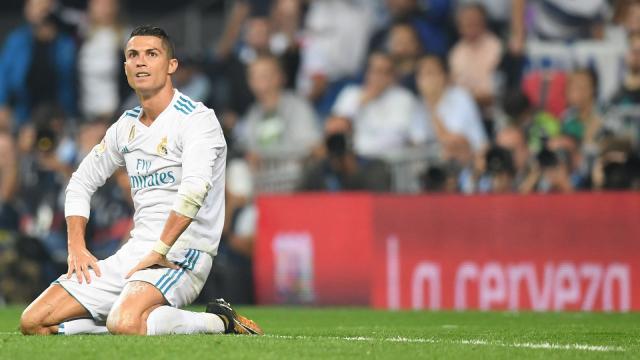 Futbol: La victoria del Real Madrid eclipsado por bronca con CR7