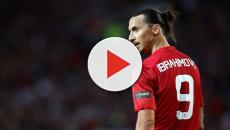 Ibrahimovic deja el Manchester United en verano