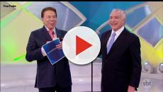 Furioso, ator da Globo causa polêmica ao mandar forte recado para Silvio Santos