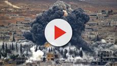 Avião de carga cai na Síria e deixa mortos