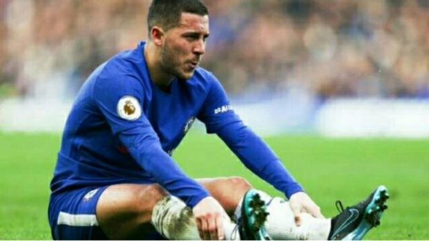 Eden Hazard prêt à quitter Chelsea cet été !
