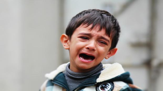 ¿Los niños deben aprender a sufrir?