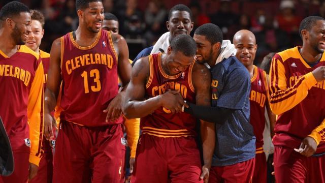NBA: Los Cleveland Cavaliers toman una decisión sorprendente