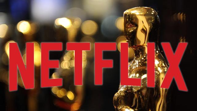 Netflix gana por primera vez un Oscar