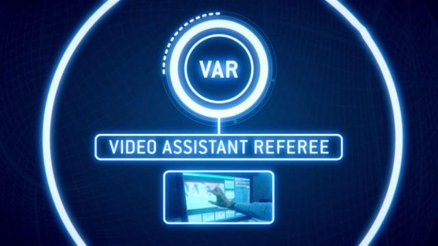 El VAR se utilizará en la Copa del Mundo de Rusia