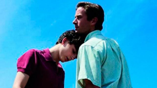 'Call Me By Your Name' otras de las candidatas al Oscar