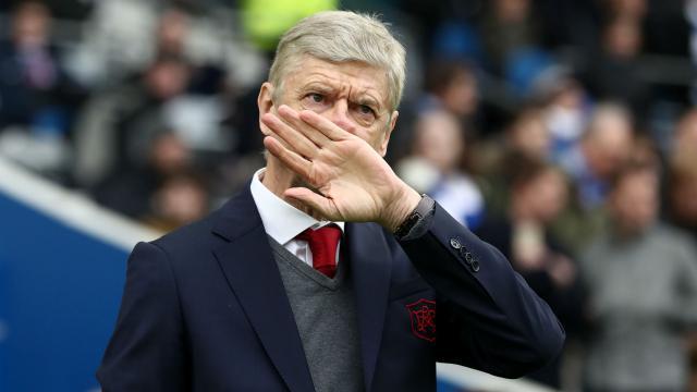 Wenger está cansado de vivir bajo presión en el Arsenal