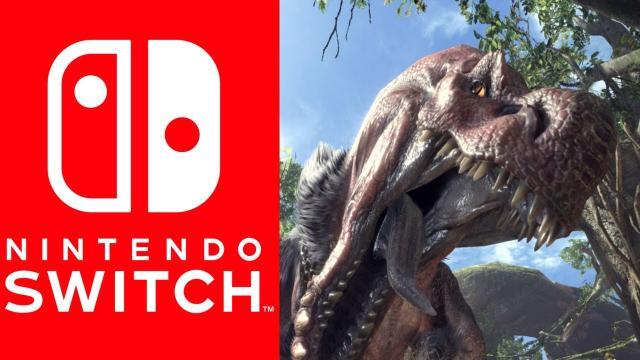 Nintendo Switch: Los fanáticos tendrían el puerto mundial de Monster Hunter