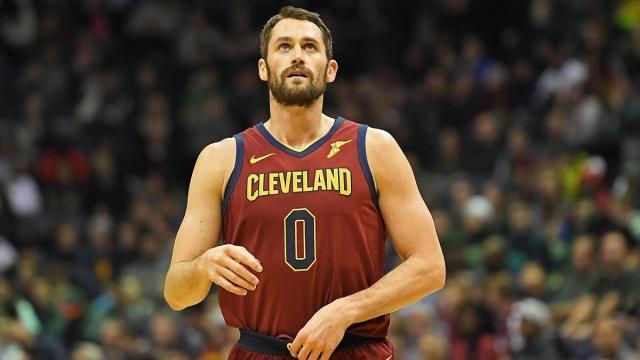 NBA: ¿Está Kevin Love cerca de volver a las canchas?