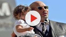 Dwayne Johnson thanks everyone for supporting him during the weekend emergency