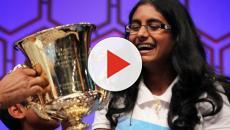 La persona más joven en Scripps National Spelling Bee