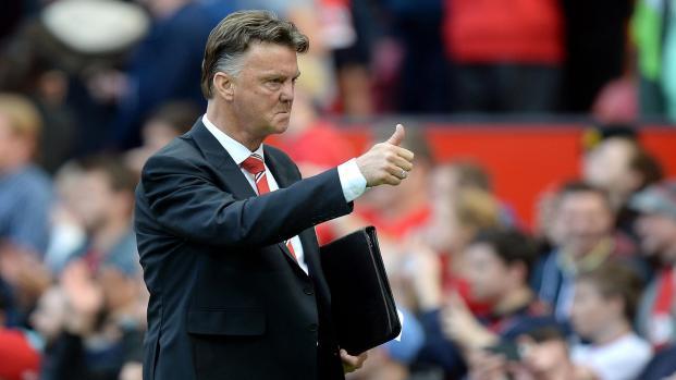 Van Gaal busca ahondar en el área comercial del Man United
