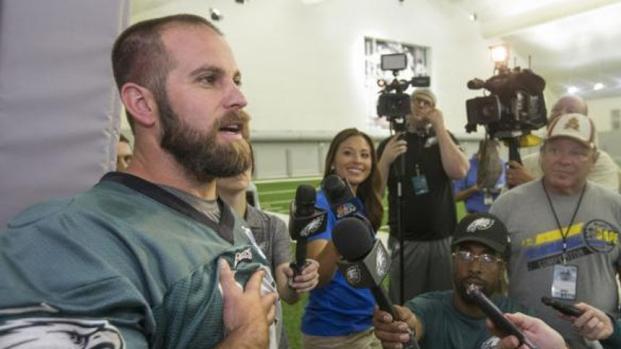 ¡Eagles y el Super Bowl inspiran a una película sobre la vida de Jhon Dorenbos!