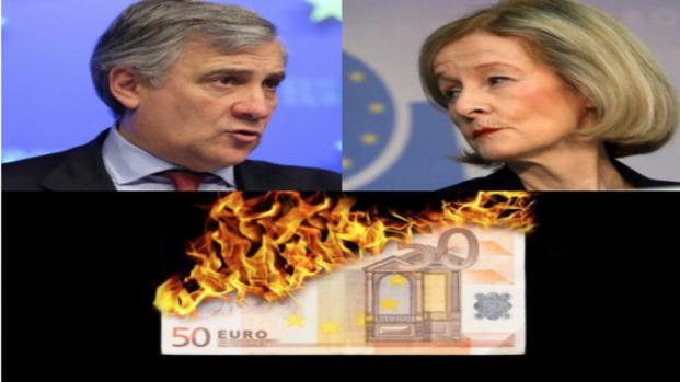 """Banche, su addendum Tajani """"pronto a denunciare Nouy"""""""