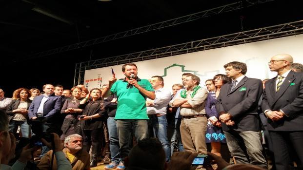 Video: Elezioni, la 'rossa' Umbria si risveglia Leghista e Pentastellata