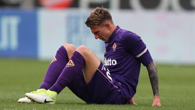 Fiorentina llora la pérdida del de Davide Astori