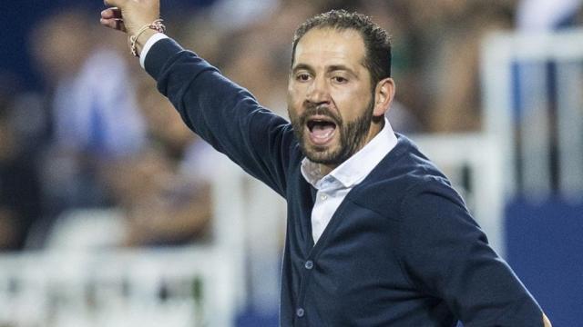 Pablo Machín entrenador de Girona elogió el binomio Piqué-Umtiti