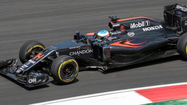 Alonso: el piloto de McLaren se fugó en las pruebas de Fórmula 1 en Barcelona