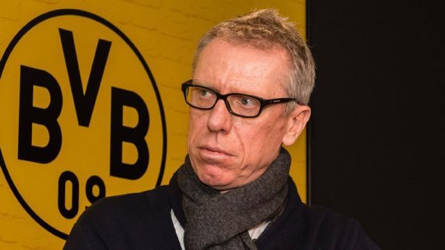 Peter Stöger pone el sello en Dortmund para dejar el equipo