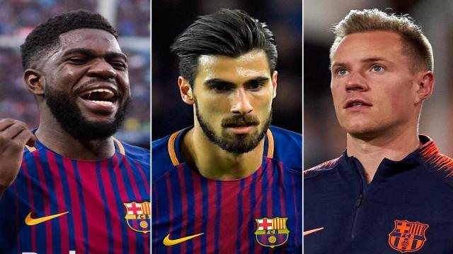 Rumores de transferencia de fútbol: ¿Trío de Barcelona en la mira del Man Utd?