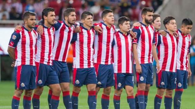 Las Chivas Rayadas del Guadalajara solo piensan en el mundial de clubes