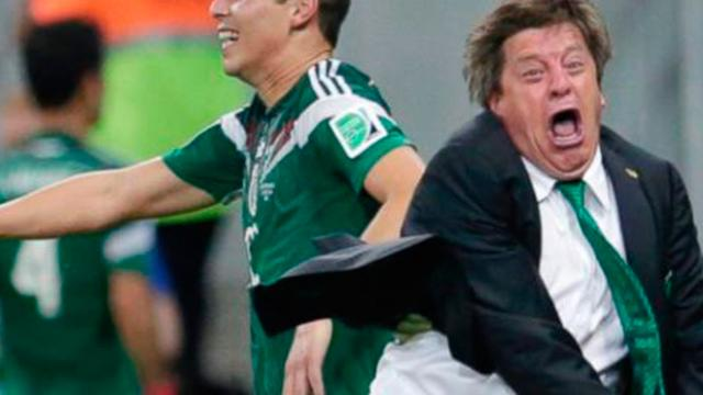 Miguel Herrera suena volver al Tricolor