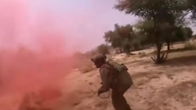 Disturbing footage of ISIS killing US soldiers in Niger