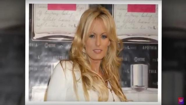 Breaking News: porn star Stormy Daniels suing Donald Trump, igniting Twitter