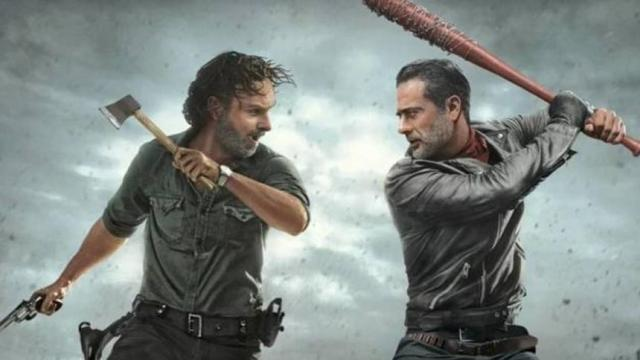 Emotivo regreso de The Walking Dead