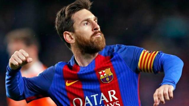 LaLiga: Lionel Messi llega a 600 goles en su cuenta personal
