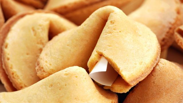 El misterio detrás del origen de las galletas de la fortuna