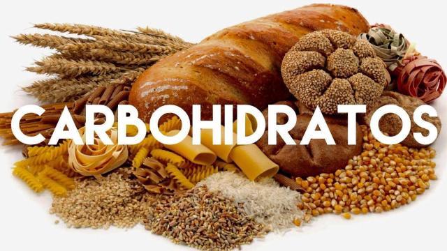 Los carbohidratos son las principales fuentes de energía del cuerpo