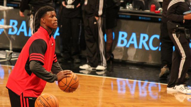 NBA: la lesión de Jimmy Butler cambia la disputa de los playoffs