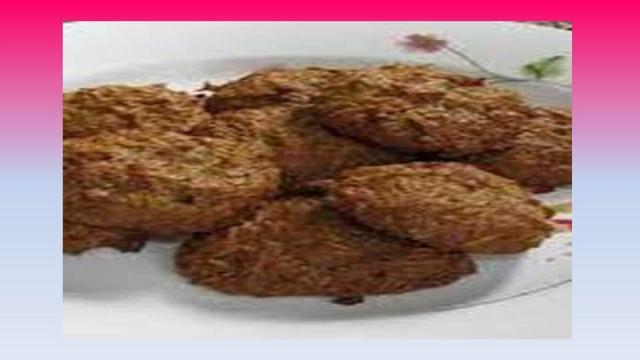 Receta para preparar besitos de coco
