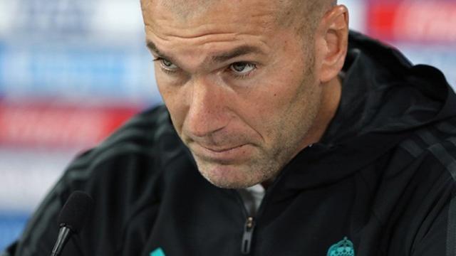 Zidane desmiente rumores sobre la salida de Bale del Real Madrid