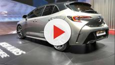 La nuova Toyota Auris in anteprima al Salone di Ginevra 2018