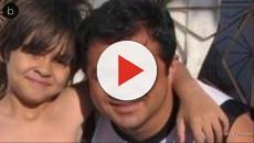 Ao lado do pai: filho de Shaolin posta foto rara e semelhança chama atenção