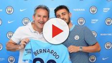 Pep Guardiola habla sobre Bernardo Silva