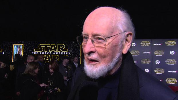 John Williams' recent announcements on 'Star Wars' and 'Lost in Space' music