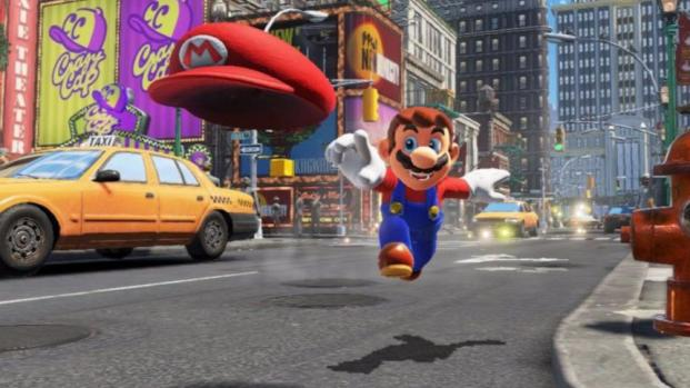 Super Mario Odyssey: nuevos disfraces en breve. Todos los detalles