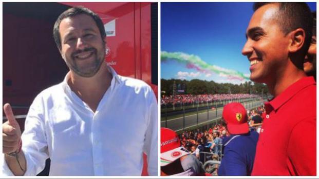 Possibile alleanza fra Salvini e Di Maio?