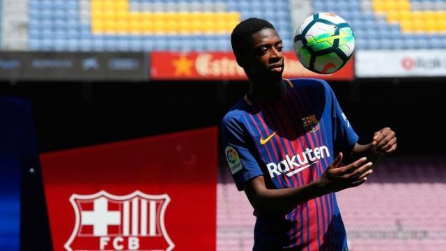 Futbol: ¿Dembelé un fracaso para el Barcelona?