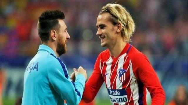 Futbol: Conversación entre Messi y Griezmann cambia todo en Barcelona