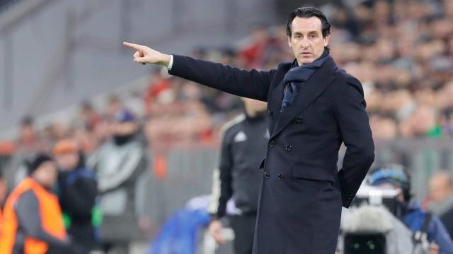 El PSG ya tiene los posibles reemplasantes de Emery